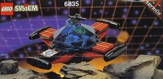 6835-1: Saucer Scout 1994 #LEGOpic.twitter.com/IRBrtrtyiP