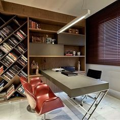 Home Office Design Ideas From The New Work Project – Luxury Office Designs Office Table, Office Workspace, Home Office Decor, Home Decor, Office Ideas, Office Interior Design, Office Interiors, Office Designs, Modern Interior