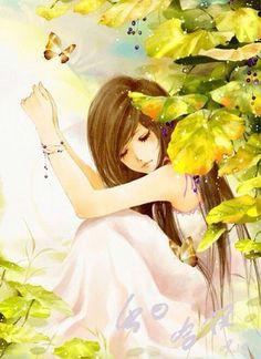 Cute Anime Girl Wallpaper Hd Free Ololoshenka Pinterest Anime