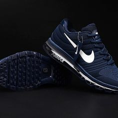 release date: 66d04 55d77 Sale Nike Air Max 2017 Dark Blue White Logo Men Shoes Factory Office -   65.00 Cheap