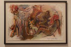 """""""Figures 9-18-2015"""" by Martin Beck His Website: http://www.beckstudio.com/default.aspx"""