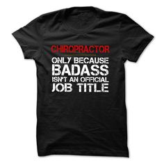 Funny Tshirt for CHIROPRACTOR T Shirt, Hoodie, Sweatshirt