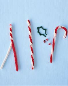 Our Most Memorable DIY Christmas Ornaments Our Most Memorable DIY Christmas Ornaments Pipe-Cleaner Candy Cane Ornament Our Most Memorable DIY Christmas Ornaments Pipe-Cleaner Candy Cane Ornament Christmas Ornament Crafts, Christmas Crafts For Kids, Craft Stick Crafts, Christmas Fun, Holiday Crafts, Christmas Decorations, Christmas Cards, Craft Ideas, Diy Crafts