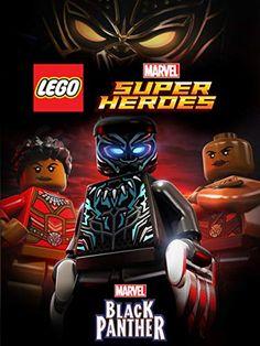 LEGO Marvel Super Heroes: Black Panther - Trouble in Wakanda Black Panther Marvel, Black Panther King, Black Panthers, Lego Marvel Super Heroes, Marvel Avengers, Wolf Artwork, Lego Trains, Toys, Legos