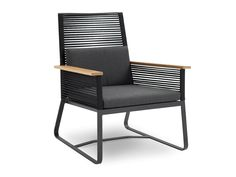 Kettal Landscape Club Armchair http://www.nest.co.uk/whats-new/kettal-landscape-club-armchair