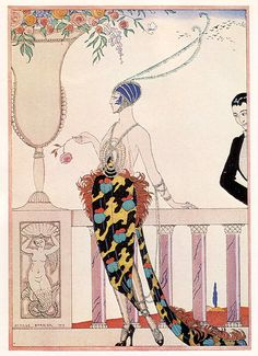 8-11-11  George Barbier, from Feuillettes d'Art 1919