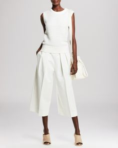 VINCE CAMUTO Sweater, Culottes & More - Bloomingdale's Exclusives | Bloomingdale's