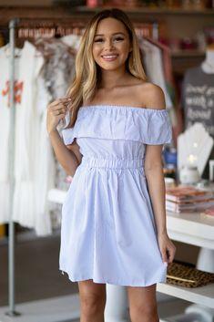 f9a1e2bb1d31 Vista Views Dress- Blue in 2019
