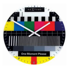 Pauline Wall Clock now featured on Fab.