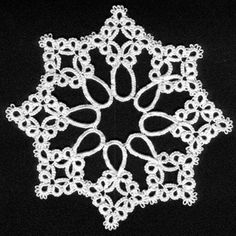 Tatting Projects And Eyecandy
