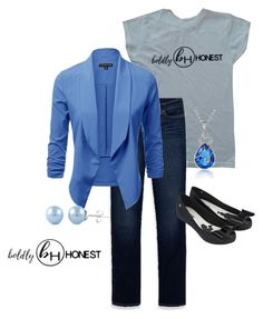 """""""boldly honest"""" by ninbean2002 on Polyvore featuring Tommy Hilfiger and Melissa"""