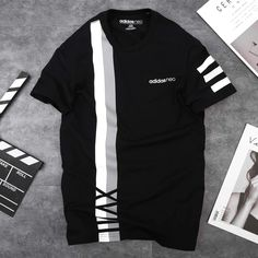 Shirt Logo Design, Shirt Designs, Polo T Shirts, Cool Shirts, Mens Sweatshirts, Mens Tees, Casual Wear For Men, Adidas Shirt, Kids Wear