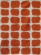 Sabra White/Orange  Jaipur Rugs Collections - Flat Woven | Hand Knotted Carpet Rugs | Hand Tufted Carpets | Hand Woven Rugs | Indoor/Outdoor Rugs | Natural Rugs