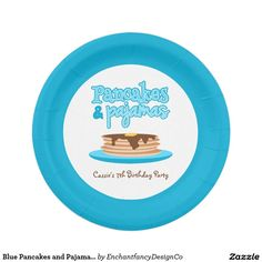 custom paper plates for party