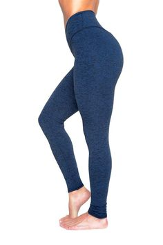 Hi Top Squat Pants - Long Designed for: yoga, running, plyos, weight training, DEEP squats, lounging, lifestyle Features: Booty shaping high waistband to conto