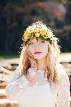Bohemian Bride Inspi