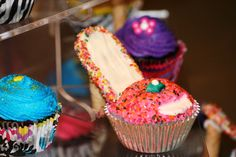 Shop powered by PrestaShop High Heel Cupcakes, Shoe Cakes, Deserts, High Heels, Store, Gifts, Food, High Heeled Cupcakes, Presents
