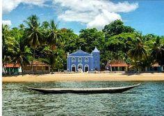 Ilha de Boipeba, Bahia Rio Grande Do Norte, Brazil Travel, Paraiba, Exterior, Journey, Boat, Adventure, Mansions, Country