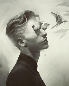 New Works by Aykut Aydoğdu, a freelance illustrator from Istanbul, Turkey.