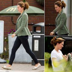 Kate Middleton Makes a Roadside Stop at McDonald's!
