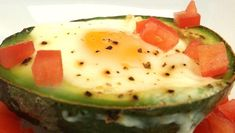 Avocado-Baked Egg recipe