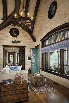 Best 25 Log Cabin Interiors Ideas On Pinterest Cabin Interiors Log Cabin Homes And Log Home
