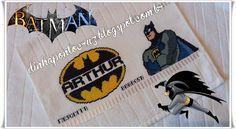 Dinha Ponto Cruz: Batman para bordar em ponto cruz