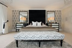 Inspirational bedroom design with neutral colours Neutral Colors, Colours, Kings Home, Property Development, Inspirational, Bedroom, Furniture, Design, Home Decor