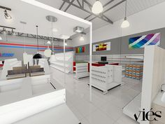 TINTACON - Loja de tintas e construção – Montes Claros / MG | por viesdesign