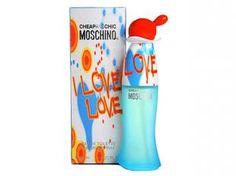Moschino I Love Love - Perfume Feminino Eau de Toilette 100 ml