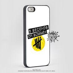 5 Sos Logo 220 For Apple, Iphone, Ipod, Samsung Galaxy Case