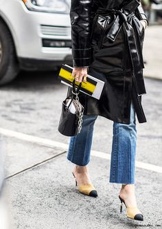 fashion detail handbag garance dore photo