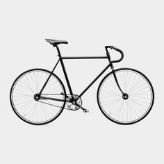Svart Bicycle by BikeID for MoMA