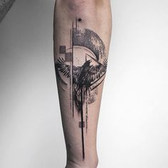 Tattoo by Koit based in Berlin
