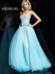 Sherri Hill 2896 Prom Dress 2013