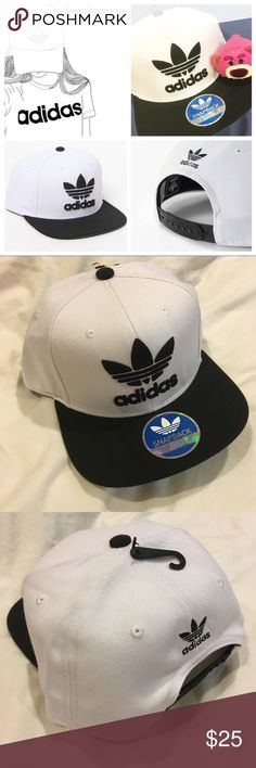 adidas ORIGINALS PALM TREFOIL SNAP BACK CAP BLUE HAT HOLIDAYS SUN MEN/'S Trefoil