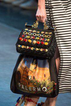 Los mejores bolsos de primavera 2016 Moda Shows - La Impresión