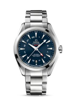 Omega Co-Axial GMT 43 mm