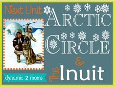 Arctic Unit Study free guide and unit study homeschool and lapbook. Grab these hands-on ideas for a winter unit study about the Arctic. Magic School Bus Episodes, Kindergarten Lessons, Schools First, Teaching Social Studies, Readers Workshop, Winter Theme, Yukon Quest, Homeschool, Arctic Tundra
