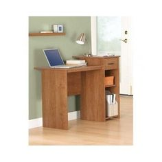 Mainstays Student Computer Desk, Brown Oak Mainstays http://www.amazon.com/dp/B00P58189Y/ref=cm_sw_r_pi_dp_0UhDvb06M3XM9