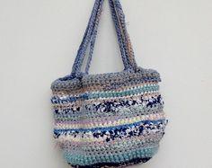 Uncinetto borsa, fatto a mano, borsa, boho, Ibiza, spiaggia, festival, design, moda, regali, borsa,