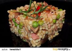 Slovakian Food, Top Recipes, Grains, Food And Drink, Rice, Vegetables, Campaign, Content, Medium