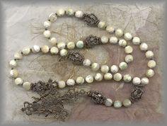 Rosary Workshop: Rosary - Filigree Rosaries - (RAFR index)