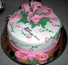 Risultati immagini per torte compleanno bimba pasta di zucchero