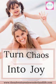 Does Life with Little Ones feel like constant chaos or an upheaval of the day? Learn to find the humor in this season and turn Chaos into Joy. Postpartum Anxiety, Postpartum Depression, Gentle Parenting, Parenting Advice, Parenting Styles, Becoming Mom, Every Mom Needs, Conscious Parenting, Parenting Toddlers