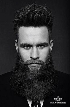Barbe du dictateur
