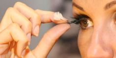 c3d44b412c6 FunkyMillions provides How to remove fake eyelashes step by step guide.  Here are some useful and easy ways in this article that will help you in  removing ...