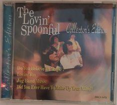 "THE LOVIN' SPOONFUL: ""COLLECTOR'S EDITION, VOL. 2"" (CD, Feb-1999, Platinum Disc)  | eBay"