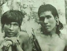A Ditadura Militar manteve índios brasileiros em campos de concentração em Minas Gerais.