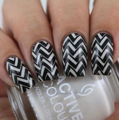 Lina Nail Art Supplies In Motion 02 Stamping Plate - Swatches & Review by Olivia Jade Nails